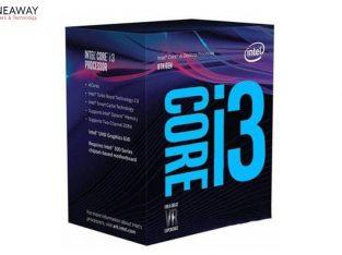 Intel Core i3-8100 3.6GHz Socket LGA1151 processor