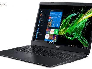 Acer Aspire 3 A315-54 I3-8145U 4GB Ram 1TB HDD 15