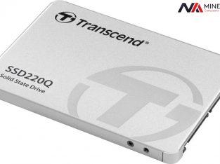 Transcend SSD220Q 1TB 2.5″ SSD