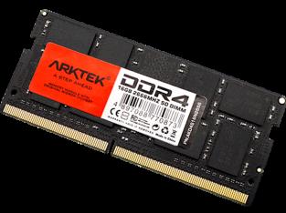 Arktek 16GB DDR4 2666Mhz CL17 Desktop Memory – Ark
