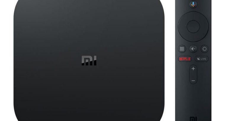 Xiaomi Mi TV Box S Media Player Streaming Media