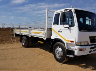 We have a fleet of roadworthy trucks