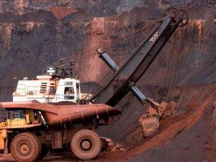 Khukhuza Holdings is into iron ore mining.
