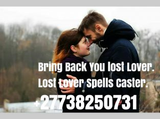 BRING BACK LOST LOVER NOW /@@ +27738250731@@